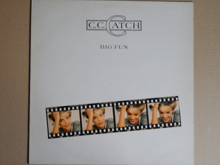 C.C. Catch – Big Fun (Spain) NM-/NM-. Днепр. фото 1