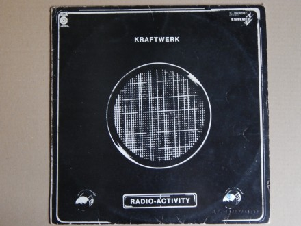 Kraftwerk – Radio-Activity (Spain) EX/EX+. Днепр. фото 1