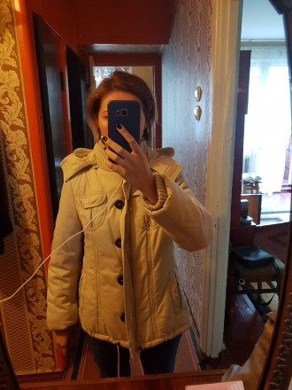 продается куртка в отличном состоянии 300грн. Житомир. фото 1
