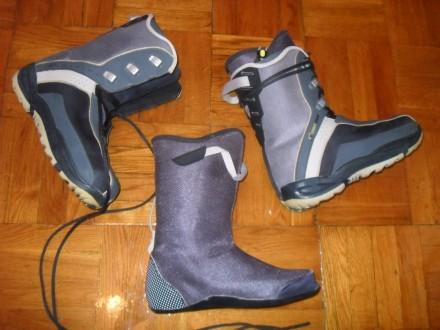 Сноуборд ботинки Crazy Creek , 41,5-42 размер ( 26,5 - 27 см ). Киев. фото 1