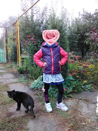 Куртка-жилетка. Синельниково. фото 1