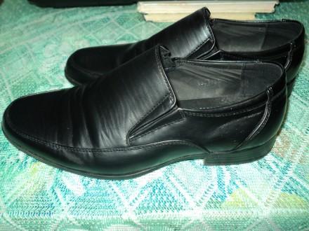 Туфли для мальчика 36 размер(состояние новых). Чернигов. фото 1