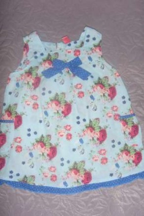 Летнее платье Gloria Jeans р. 18-24 міс.. Полтава. фото 1