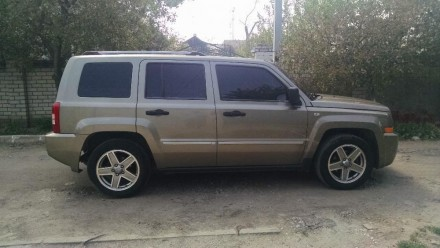 Продам JEEP Patriot 4x4 Limited. Херсон. фото 1