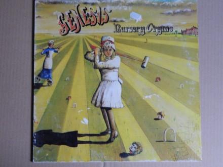 Genesis – Nursery Cryme (Germany) EX/EX+. Днепр. фото 1