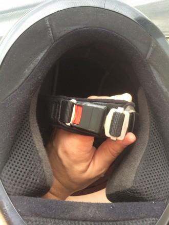Мотошлем LAZER Karma (Бельгия), Размер M (57-58). Шлем изготовлен из материала . Киев, Киевская область. фото 9