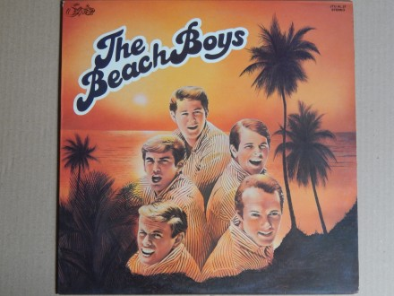 The Beach Boys – The Beach Boys (Belgium) NM-/EX+. Днепр. фото 1