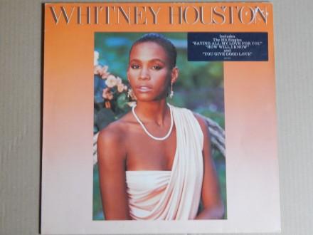 Whitney Houston – Whitney Houston (Europe) EX+/EX+. Днепр. фото 1