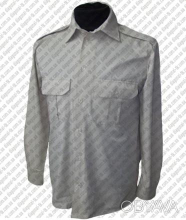 Рубашка форменная производство
