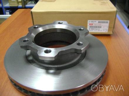 Продам диск тормозной передний оригинал 8-98001342-0 на грузовик ISUZU NLR71. На. Черкассы, Черкасская область. фото 1