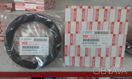 Продам сальники коленвала передний, задний, оригинал 8-97602379-0, 8-97329780-0 . Черкассы, Черкасская область. фото 1