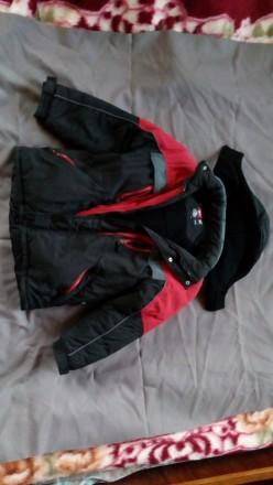 Куртка пуховик на подростка.. Коростень. фото 1