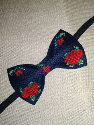 Краватка метелик / Галстук бабочка. Киев. фото 1