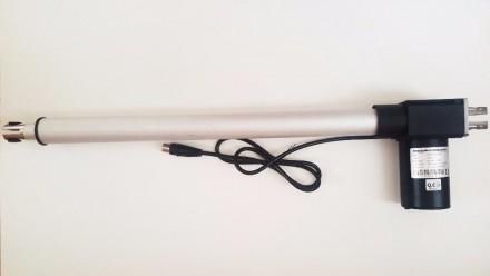 Линейный актуатор 450мм 300кг 24В. Светловодск. фото 1