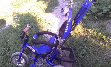 Велосипед 3-х колёсный. Кропивницкий. фото 1
