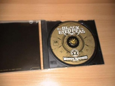 Audio CD Black Eyed Peas: Monkey Business. Киев. фото 1