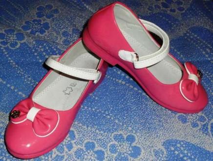 Туфли для девочки. Энергодар. фото 1