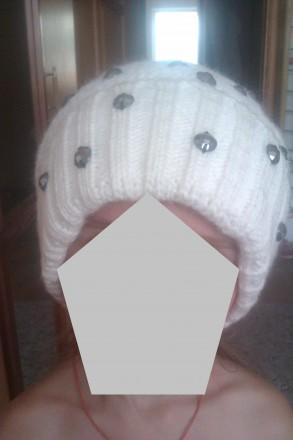 Продам новую демисезонную шапку Олта. Шапочка без завязок, демисезон, очень боль. Киев, Киевская область. фото 10