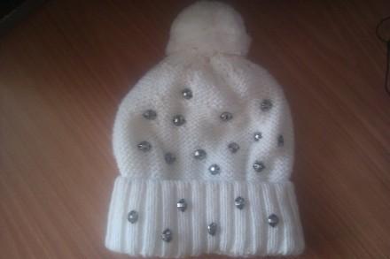 Продам новую демисезонную шапку Олта. Шапочка без завязок, демисезон, очень боль. Киев, Киевская область. фото 2