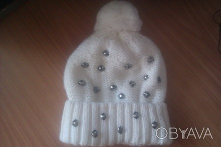Продам новую демисезонную шапку Олта. Шапочка без завязок, демисезон, очень боль. Киев, Киевская область. фото 1