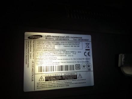 Телевизоры Samsung по з/ч битые UE32-50
