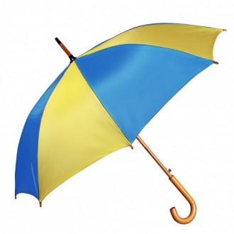 Зонт-трость полуавтомат ТМ. Чернигов. фото 1
