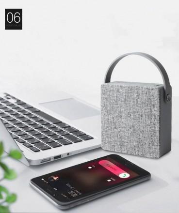 Портативная акустика AWEI Y100 Bluetooth Speaker Black. Киев. фото 1