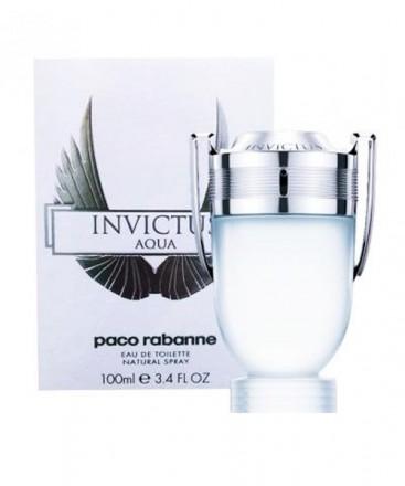 Paco Rabanne Invictus Aqua туалетная вода 100 ml. (Пако Рабан Инвиктус Аква). Киев. фото 1