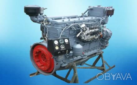 Продам новый судовой дизель 6Ч12/14 К-462М2 из наличия на складе в Херсоне. Диз. Херсон, Херсонская область. фото 1