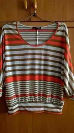 Легкая блуза известного бренда. Кропивницкий. фото 1