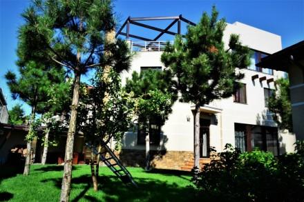 Продам новый дом, в районе 11-й станции Большого Фонтана, Одесса. Одесса. фото 1