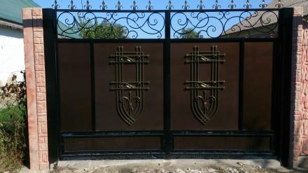 Установка и ремонт секционных ворот любой конструкции, любой сложности, любого п. Николаев, Николаевская область. фото 9