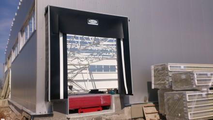 Установка и ремонт секционных ворот любой конструкции, любой сложности, любого п. Николаев, Николаевская область. фото 4