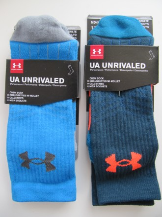 Спортивні Under Armour Unrivaled Crew Sock. Кропивницкий. фото 1
