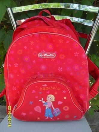 ранец рюкзак для девочки. Николаев. фото 1