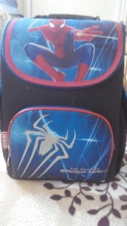 Школьный рюкзак для мальчика. Николаев. фото 1