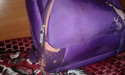 Рюкзак с ортопедической спинкой, змейки все целые, рабочие, есть карманы. Дефект. Николаев, Николаевская область. фото 4