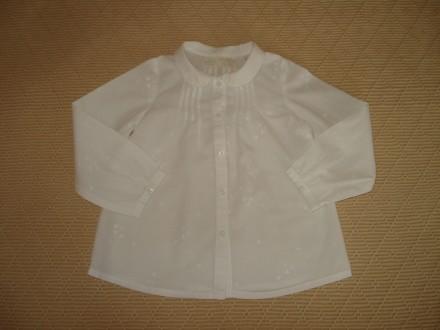Блуза Zara BabyGirl на девочку 18-24 мес.. Херсон. фото 1