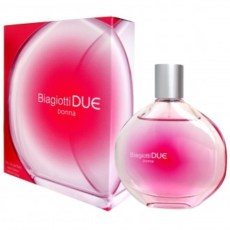 Laura Biagiotti Due Donna edp 50mlфото 1