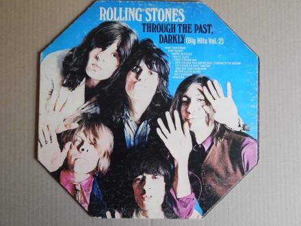 Rolling Stones – Through The Past, Darkly (Big Hits Vol. 2) (USA) EX+/EX+. Днепр. фото 1