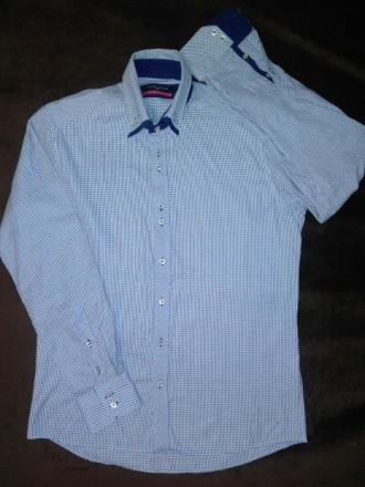 Рубашка мужская. Полтава. фото 1