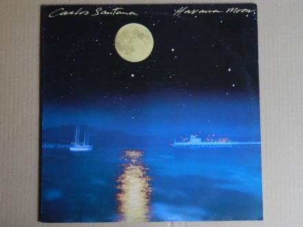 Carlos Santana – Havana Moon (CBS – CBS 25350, CBS – 25350, Holland) EX+/NM-. Днепр. фото 1