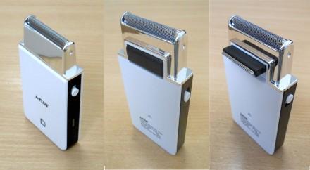 Оригинальный дизайн в виде смартфона. В комплекте идут сетка, нож, щетка для оч. Бердичев, Житомирская область. фото 3