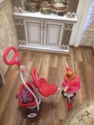 Велосипед Детский трёх колесный. Николаев. фото 1