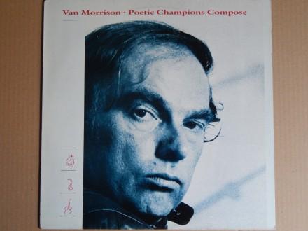 Van Morrison – Poetic Champions Compose (Europe) NM-/EX+. Днепр. фото 1