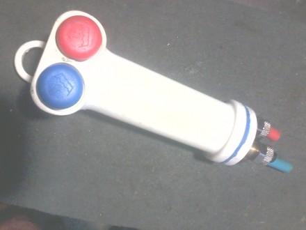 Ручка управления подачей жидкости с 2-х входов на 1 выход. Белая Церковь. фото 1