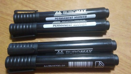 маркер буромакс мв 8700 черный. Днепр. фото 1