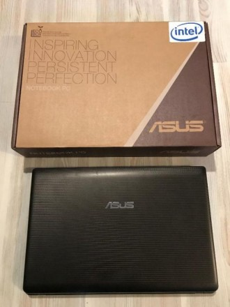 НОУТБУК Asus K55VM (K55VM-SX086D) Dark Brown. Киев. фото 1
