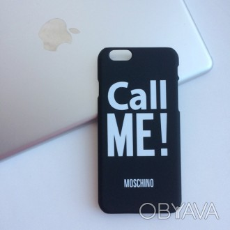 Чехол пластиковый «Call Me» на iPhone 6/6S
