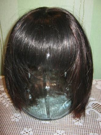 Парик из искусственных волос в отличном состоянии.. Николаев. фото 1